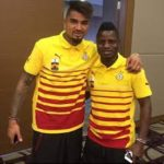 Kevin-Prince Boateng reveals he spoke to Mubarak Wakaso before joining Las Palmas