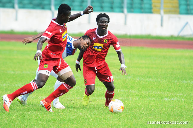 Latif Blessing cannot stand in Kotoko's way - Kojo Poku