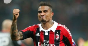 """Las Palmas to unveil """"most important signing"""" Kevin-Prince Boateng on Tuesday"""