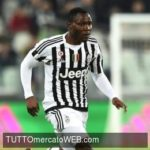 Kwadwo Asamoah arrives in Spain for a routine check-up