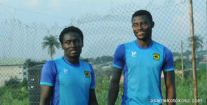 Kotoko: Ahmed Adams and Kwadwo Poku face late fitness test for Chelsea clash