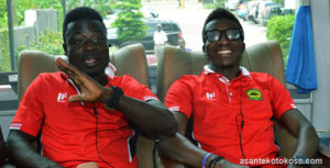 Kotoko arrive in Sekondi for Hasaacas clash