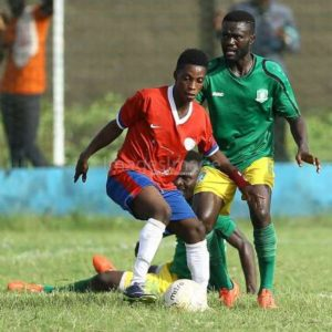 Latif Blessing poised to play against Berekum Chelsea despite injury scare