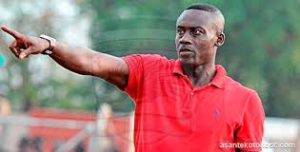 Kotoko coach Michael Osei challenges players to win remaining four matches in GPL