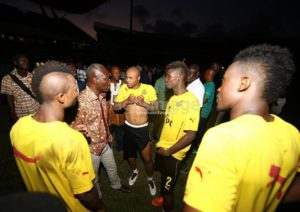 GFA Exco member Wilfred Osei cautions Nii Lante over attempts to interfere in Avram Grant's work