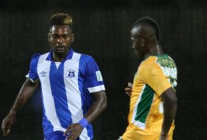 Maritzburg United release Ghanaian striker Mohammed Anas
