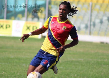 Rejuvenated Hearts midfielder Mustapha Essuman wants to move abroad