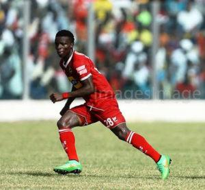 Kotoko midfielder Stephen Nyarko to join Tunisian side Club Africain