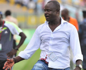 BREAKING NEWS!!! Medeama head coach Prince Owusu quit