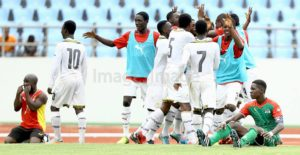 Black Starlets to depart for Burkina Faso on Thursday
