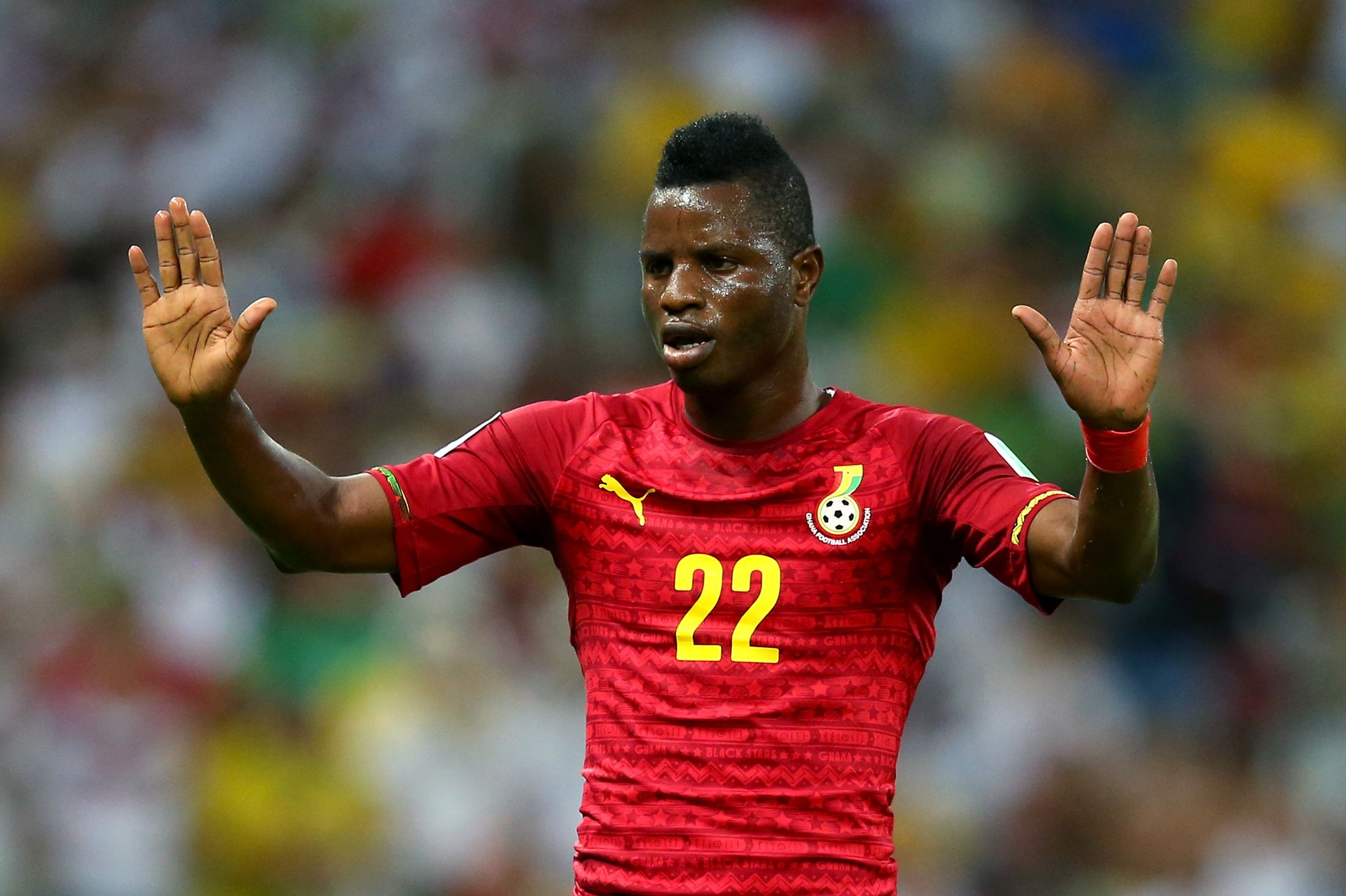 Black Stars midfielder Wakaso believes they are not worried about bonus issues