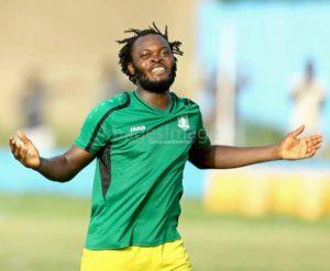 Yahaya Mohammed sets eyes on winning goal king