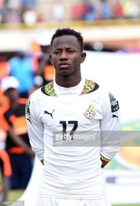 EXCLUSIVE: Ghana youngster Yaw Yeboah handed Black stars call up as replacement for injured Jeffery Schlupp