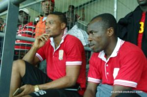 Kotoko to meet on the future of Oduro and Amoako- Ali Maradona