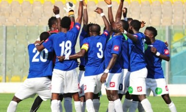 Video: Watch the penalty Aduana Stars protested against All Stars