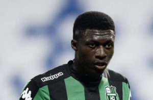 Alfred Duncan plays as Juventus hammer Sassuolo 3-1