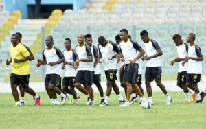 Black Stars to hold final training session today at the Accra Sports Stadium ahead of Rwanda clash