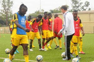 2018 FIFA World Cup qualifiers: Uganda name 30-man to face Black Stars next month in Tamale