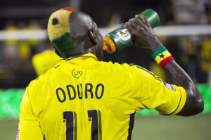 MLS star Dominic Oduro to end career in the Ghana Premier League