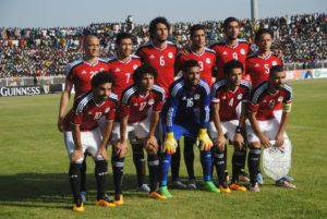 Black Stars World Cup qualifying opponents Egypt lose to Bafana Bafana in friendly