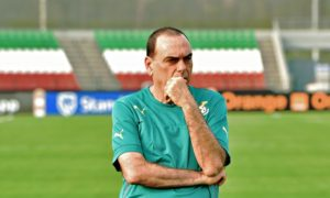 GFA debunks report about Avram Grant owed three month salary