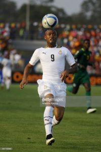 Jordan Ayew to lead Ghana attack in Russia friendly