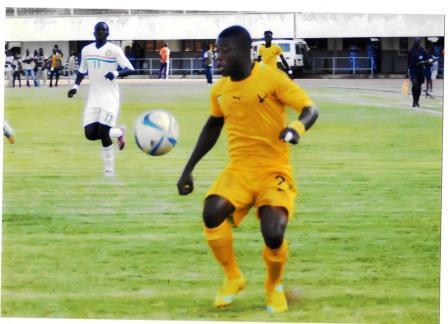 WAFA striker Komlan Agbegniadan bags a brace on international duty with Togo