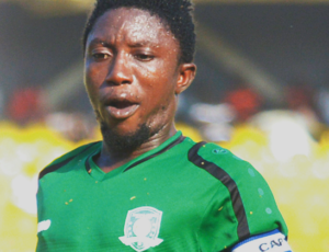 Aduana Stars Godfred Saka optimistic of beating Techiman City