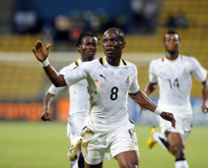 Agyemang Badu call on supporters to rally behind them