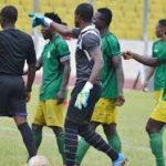 Yahaya Mohammed and co cry foul after debatable penalty costs them league title in Wa