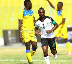 Ghana stand-in captain Agyemang Badu expects an exciting game against Russia