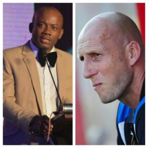Communications Manager of Asamaoh Gyan disappointed in Reading manager Jaap Stam