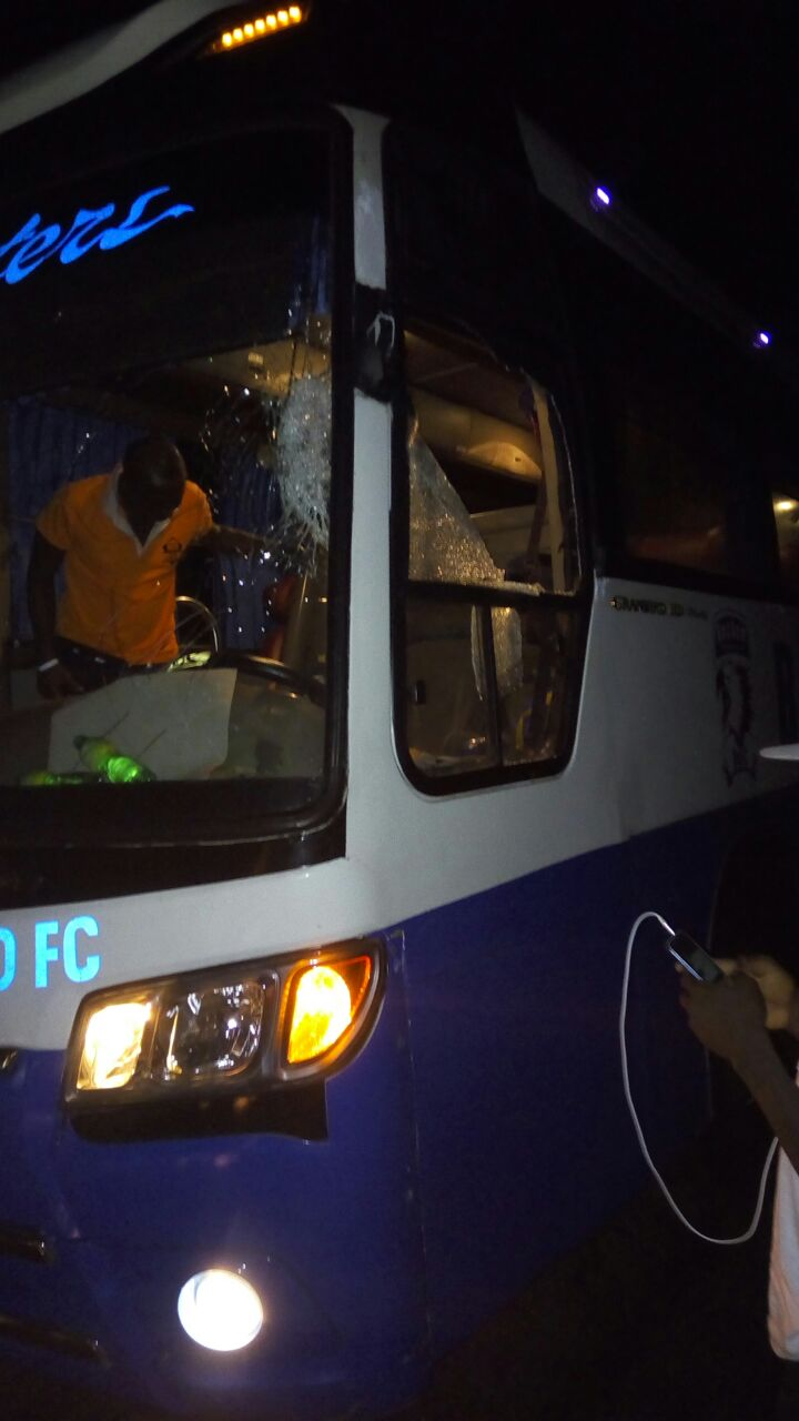 Bechem United: Team involved in accident after Edubiase game