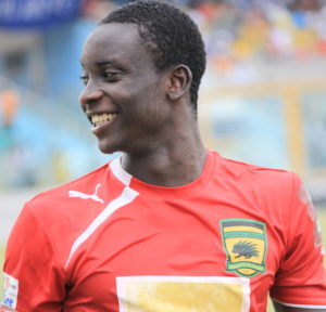 Kotoko striker Dauda Mohammed says he will not leave the club until the end of the season