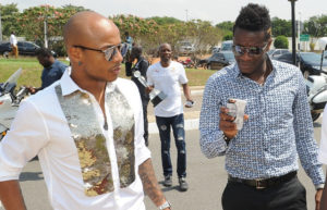 Asamoah Gyan applauds Dede Ayew for his kind gesture