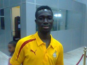 Former New Edubiase striker Emmanuel Baffour reveals he never signed a contract with Ijtimai