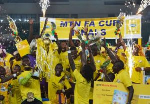 MTN FA Cup winner to get GHC40,000