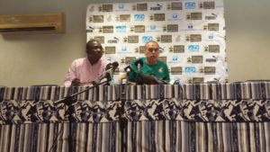 Avram Grant whimpers about the poor Black Stars preparations ahead of Rwanda clash
