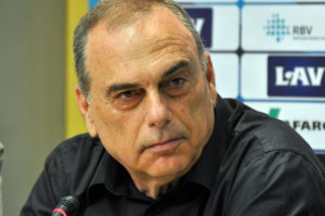Avram Grant uncertain about his future