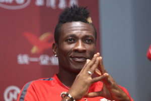 Black Stars captain Asamoah Gyan denies failing medicals at Reading