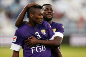 Gyan receives death threat from fans after Al Ahli move