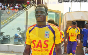 Inusah Musah demands Black Stars call up against Uganda