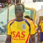 Inusah Musah admits he will not be with Hearts of Oak forever