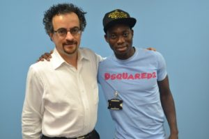 British High Commissioner gives Christian Atsu thumps up over Newcastle United