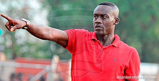Kotoko coach claims to have found solution to club's goal scoring drought