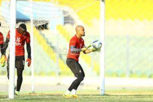 Adam Kwarasey eyeing first start under Ghana coach Avram Grant in Russian friendly