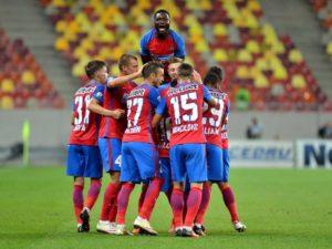 Sulley Muniru stars as FC Steaua Bucureşti reach Romanian Cup semi-final
