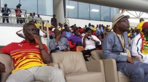 Nii Lantey Vanderpuije snubs ceremonial handshake with Black Stars before Rwanda clash