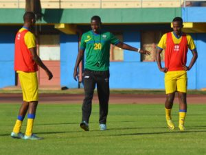 Rwanda to arrive today for Saturday's Afcon qualifier showdown