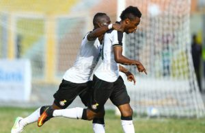 Samuel Tetteh vows to score more for Black Stars
